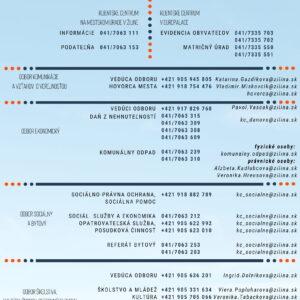 Kontakty MsU Zilina 032021-1