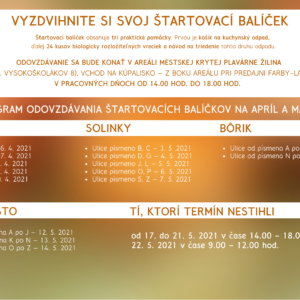 BRKO_distribucia startovacich balickov