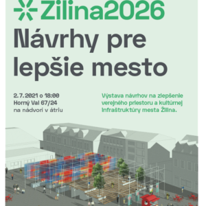 Pozvánka na vernisáž - Zásahy Žilina 2026