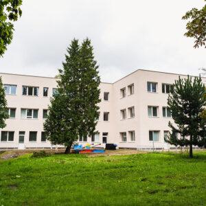 Zrevitalizovaný vonkajší areál materskej školy - 2
