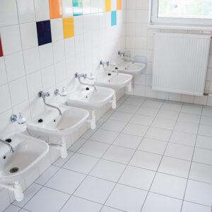 Zrekonštruované priestory materskej školy 1