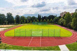 Rekonstrukcia sportoviska ZS Martinska