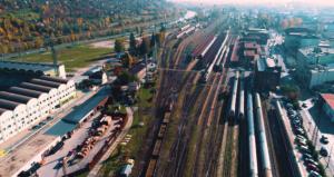 ilustračná foto železnice